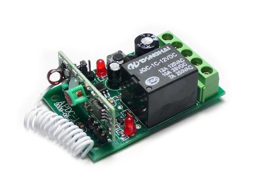 315MHz Codec-Adaptive Wireless Relay