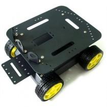 4WD Arduino Compatible Mobile Platform