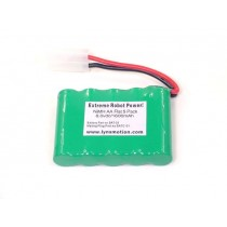 6.0 Volt Ni-MH 1600mAh Battery Pack