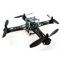 Crazy2Fly QuadCopter (T-Motor Combo Kit + MultiWii Flight Controller)
