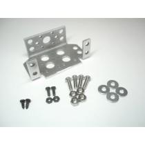 Morfecs Aluminium Complex Servo Bracket [MB-001]