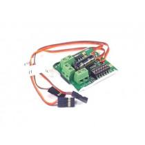 Sabertooth 2X5 R/C Regenerative Dual Channel Motor Controller