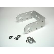Morfecs Aluminium Large U Servo Bracket [MB-002]