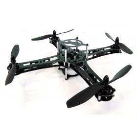 Crazy2Fly QuadCopter (T-Motor Combo Kit + MultiWii Flight Controller) - C2FB1-KT