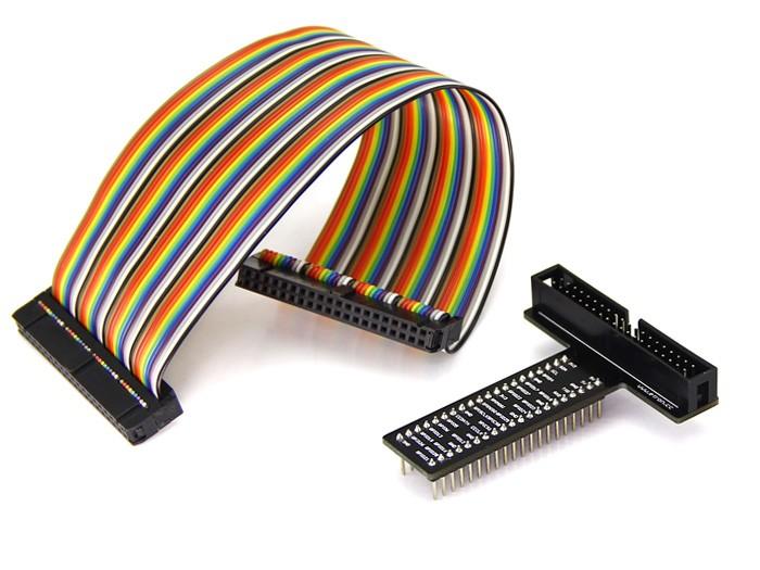Breakout Kit for Raspberry Pi Model A+/B+/2