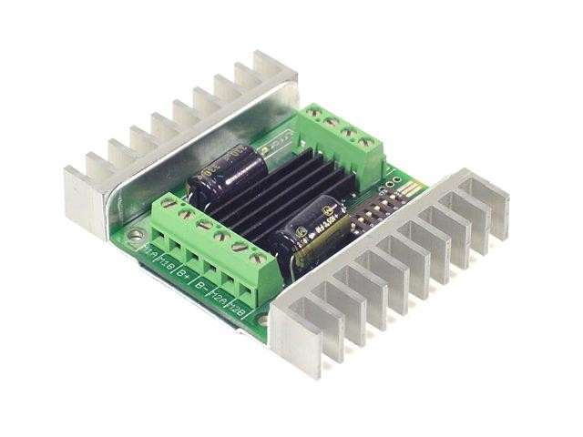 Sabertooth 2x12 regenerative dual channel motor controller for Regenerative dc motor control