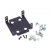 Aluminium Dual Servo Bracket (Single)
