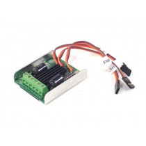 Sabertooth 2X12 R/C Regenerative Dual Channel Motor Controller