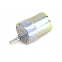 Gear Head Motor - 12vdc 30:1 200rpm (6mm shaft)