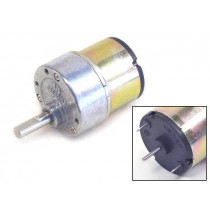 Gear Head Motor - 7.2vdc 30:1 291rpm (6mm shaft)