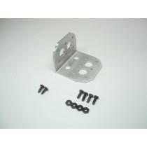 Morfecs Aluminium Dual L Servo Bracket [MB-004]