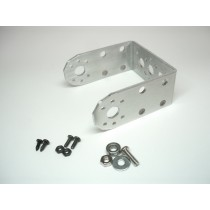 Morfecs Aluminium Large U Servo Bracket [MB-002]
