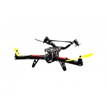 Hunter VTail 500 QuadCopter (T-Motor Combo Kit + MultiWii Flight Controller)