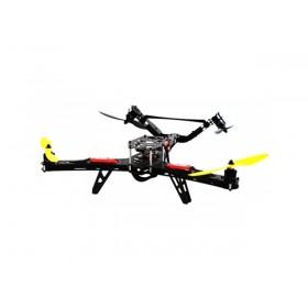 Hunter VTail 500 QuadCopter (T-Motor Combo Kit + MultiWii Flight Controller) - VT5B1-KT